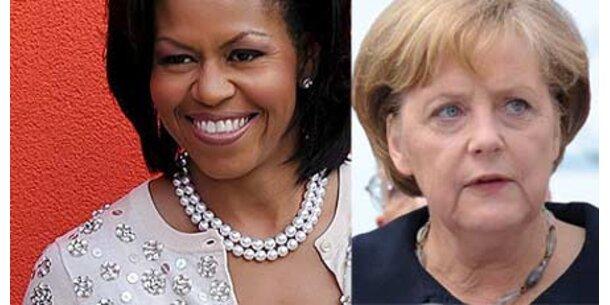 Merkel bleibt mächtigste Frau der Welt