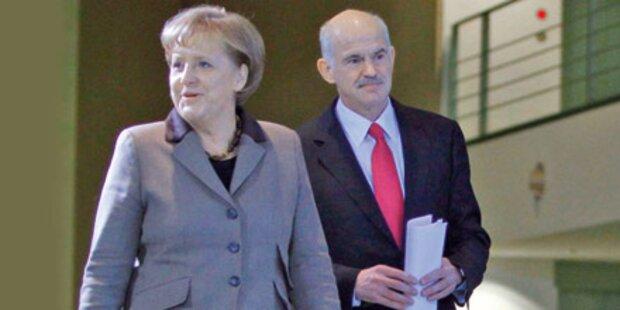 Griechenland bekommt 25 Milliarden