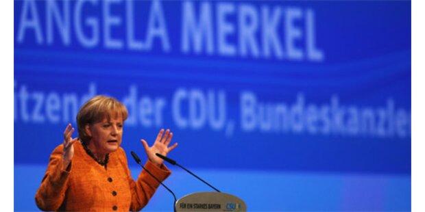 CSU gibt sich versöhnlich gegenüber CDU