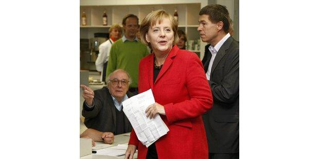 Bundestagswahl nur schleppend angelaufen