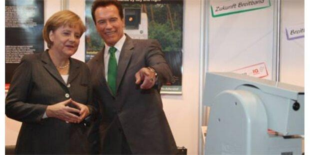 Schwarzenegger für mehr