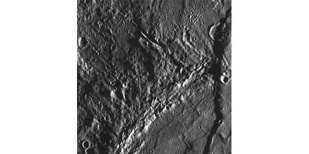 Sensationelle neue Fotos vom Merkur