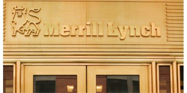 Merrill Lynch macht Mega-Verlust