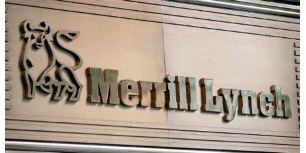 Merill-Lynch-Banker verlor 400 Mio Euro