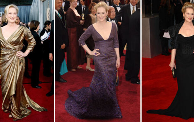 Die Roben der Meryl Streep