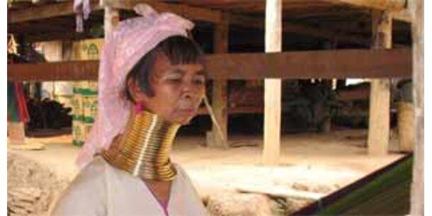 Neuer Menschenzoo in Thailand eröffnet