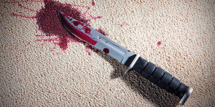 Messer-Attacken: Angriffe vervierfacht