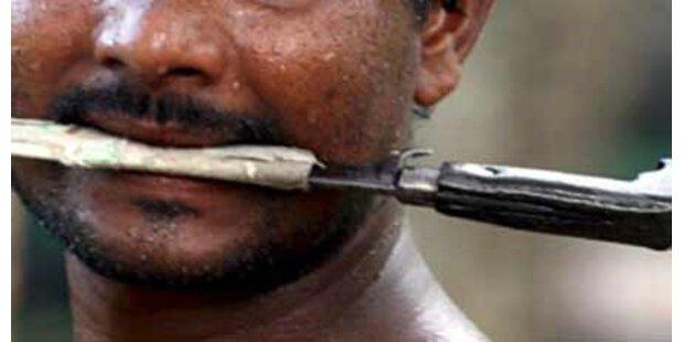 Taxifahrer fallen Ritualmorden zum Opfer
