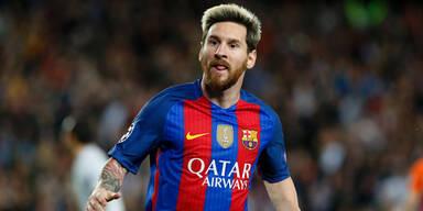 Barcelona muss nach Manchester