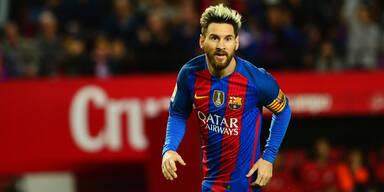 """Konkurrenz schwärmt von """"Sankt Messi"""""""