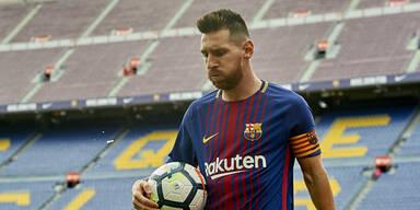 ManCity bastelt an Mega-Offert für Messi