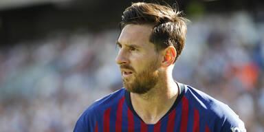 Triplepack: Messi-Gala bei Barcelona-Sieg