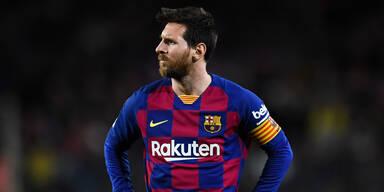 Messi teilt gegen Barca-Bosse aus