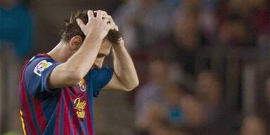 Messi vergibt Elfer gegen Valencia