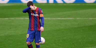 """Dann bleibt Messi nicht bei Barca!"""