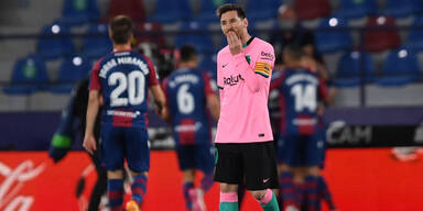 3:3! Barcelona patzt im Titelfight
