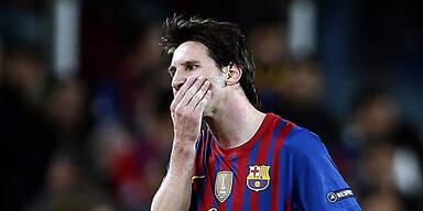 Messis schwärzester Tag im Barca-Dress
