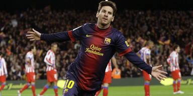 Barcelona gewinnt, Real patzt