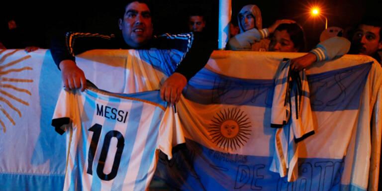 Ganz Argentinien bettelt um Messi