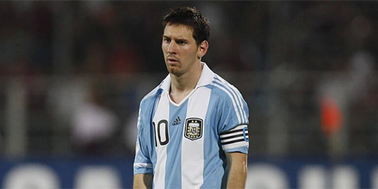 Historische Pleite für Argentinien