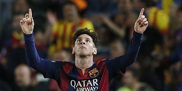 Barca schießt Bayern 3:0 ab