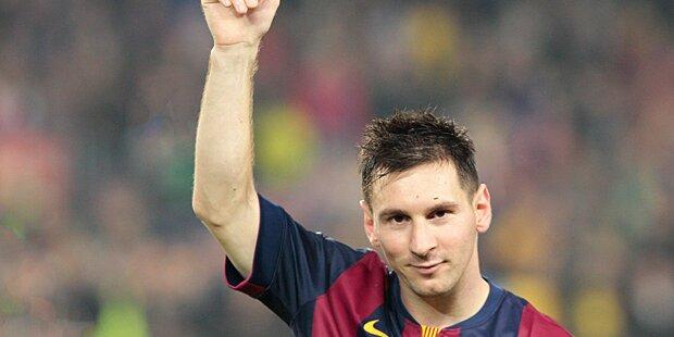 FC Barcelona gewinnt zum 5. Mal