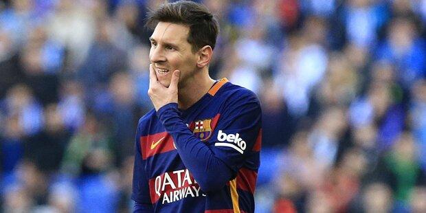 Lionel Messi kündigt Wechsel an