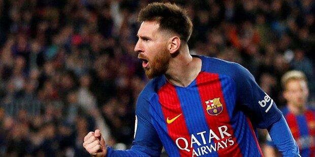 Messi glänzt bei Barca-Sieg