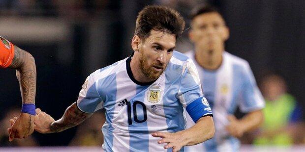 Wahnsinn: Häftlinge hungern für Messi