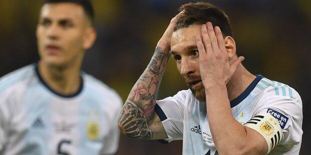 Rücktritt nach Copa-Aus?