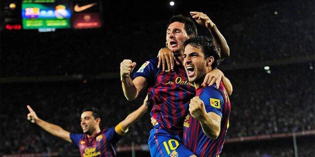 Sehen Sie die spanischen Kicker live
