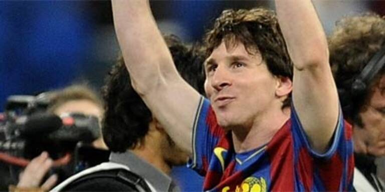 Genie-Messi lässt Barca triumphieren