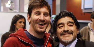 Diego Maradona ist Tod | So trauert Fußball-Welt um ihn