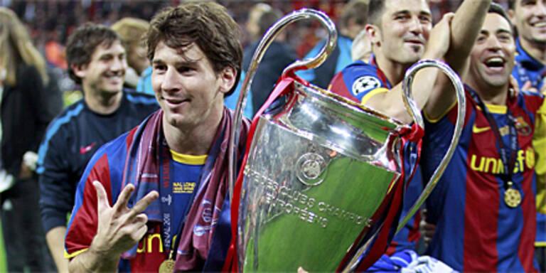 Messi & Co sind unschlagbar