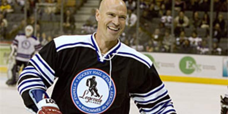 Messier in Hall of Fame aufgenommen