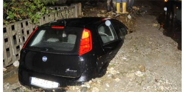 14 Tote bei Unwettern auf Sizilien