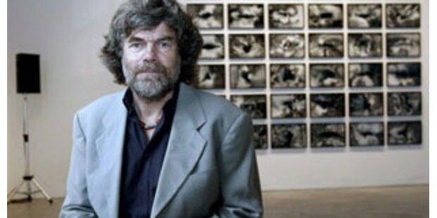 Reinhold Messner wird Filmemacher