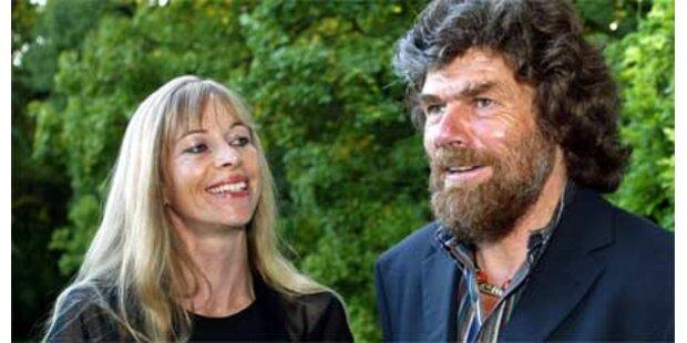 Reinhold Messner heimlich verheiratet