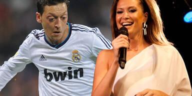 Mesut Özil, Mandy Capristo