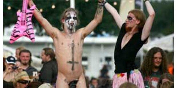 Metal-Fans neigen zu ungeschützem Sex