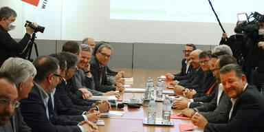 2. Runde ohne Ergebnis: Betriebsrätekonferenzen geplant