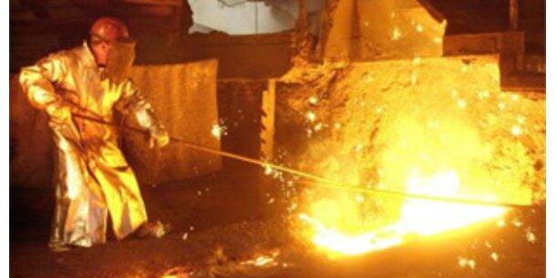 Metaller verhandeln über Lohn