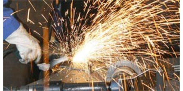 Löhne im Metallgewerbe steigen um 3,8 Prozent