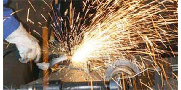 Metaller-Proteste angelaufen