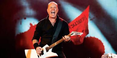 Metallica rocken die Krieau