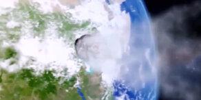 Meteorit soll Mega-Tsunami auslösen