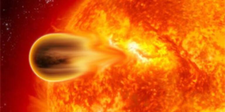 Meteorit könnte nächste Woche Erde auslöschen