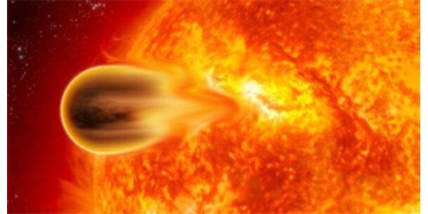 Nächster Asteroideneinschlag am Freitag, dem 13.