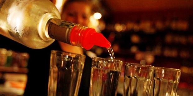 Gift-Wodka: 17 Tote in Tschechien