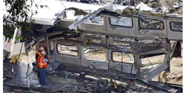 Lokführer von Unglückzug in L.A. verschickte SMS